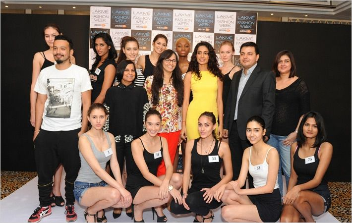 LFW Model Auditions selects 11 finalists for LFWSR15