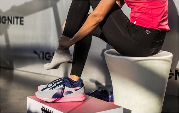 71bed27d90d India   Puma launches new running shoe range  Ignite  in India ...