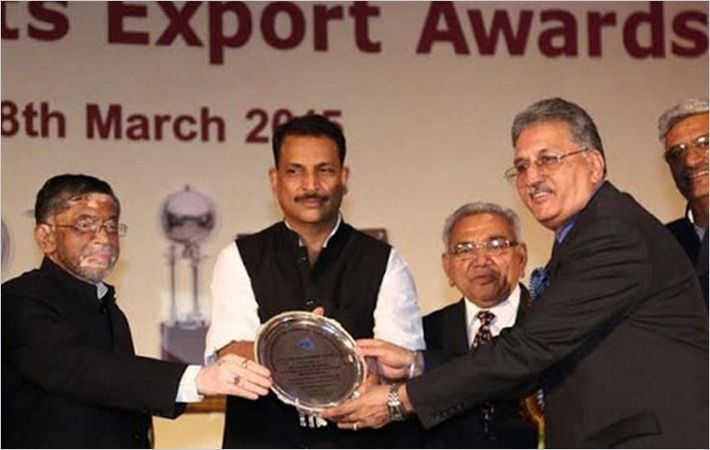 Rajiv Pratap Rudy (3rd from left) launching Council