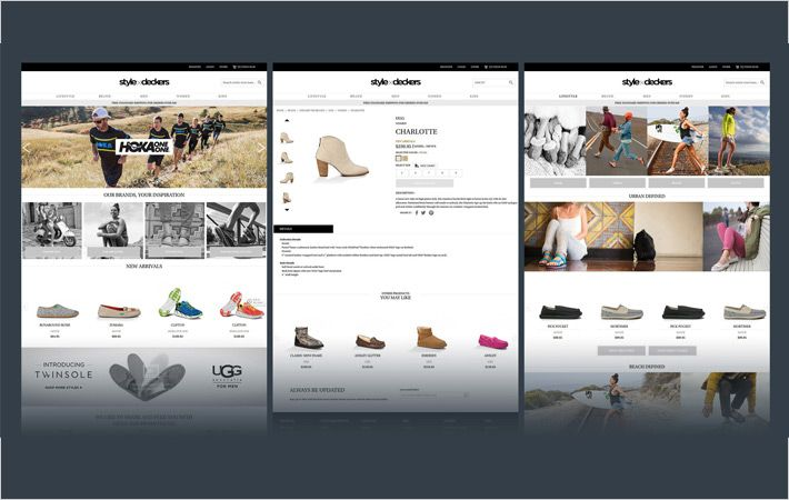 The Californian Footwear Designer And Distributor Deckers Brands Is Set To Expand Its Multi Brand E Commerce Operation Style X