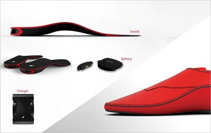 Ducere Technologies creates interactive haptic shoe Lechal