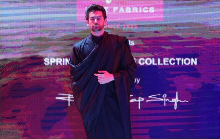 Neil Nitin Mukesh launching Cool Wool