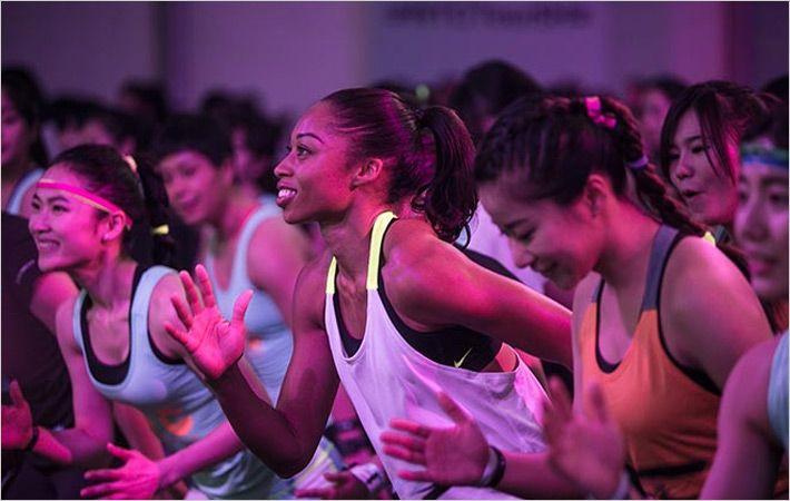 Nike launches women's initiative '#betterforit'