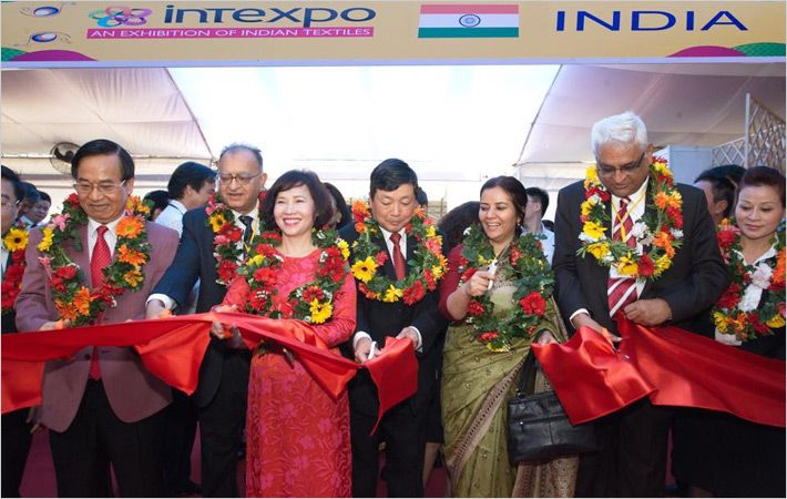 Inauguration of INTEXPO/Courtesy: SRTEPC