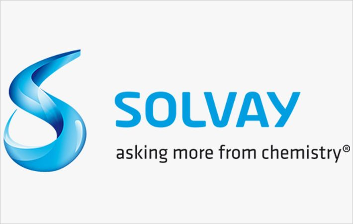 Adjusted net income soars 49% at Solvay in Q1