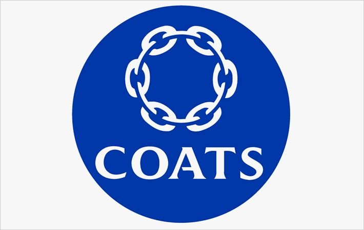 Coats web based zip sampling service reduces lead times
