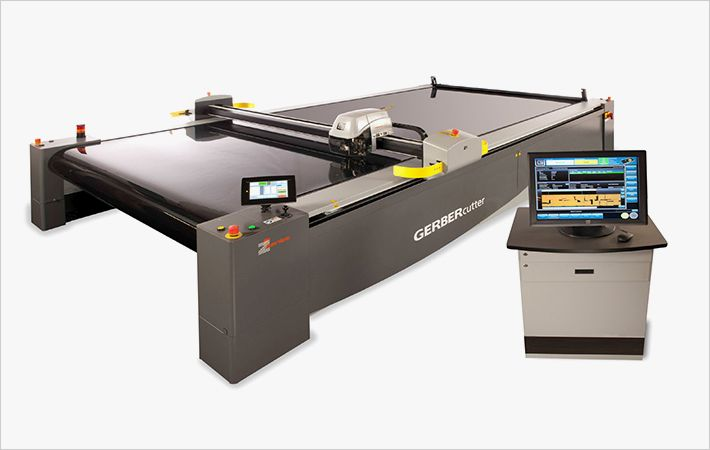 Gerber launches upgrades on automated cutting systems