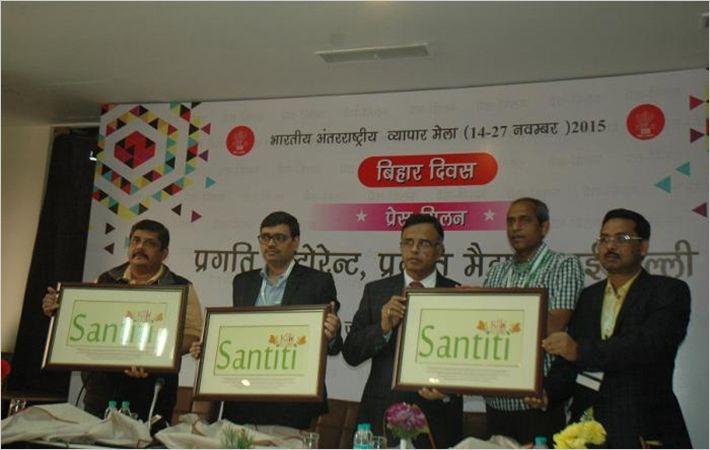 Santosh Gangwar speaking at NIFT Convocation/C: MoT