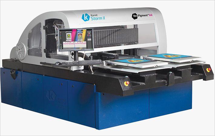 Kornit to show direct-to-garment printer at Visual Impact