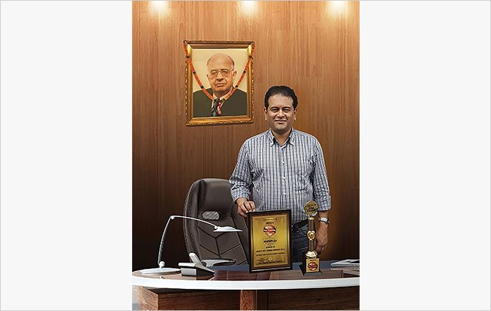 Mafatlal bags No.1 Brand award in textile category