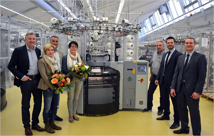 Mayer & Cie delivers 70,000th machine in 110 year history