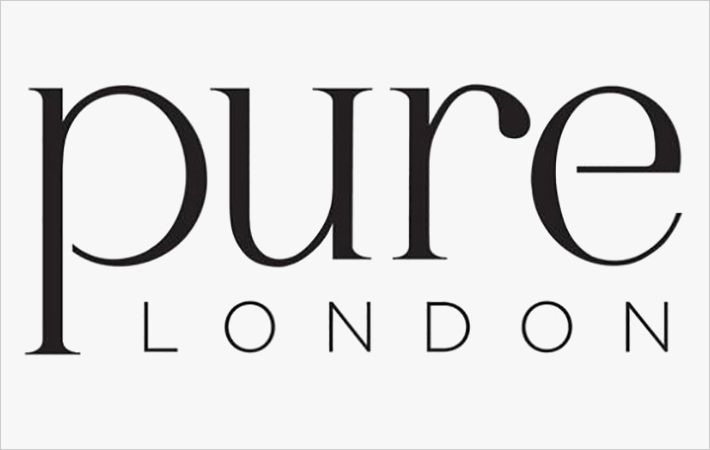 Pure London revamps & unveils new website