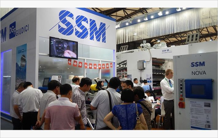 SSM at Techtextil