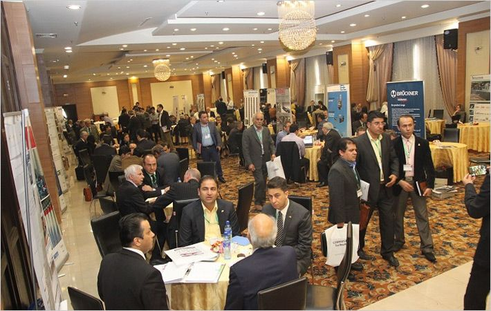 German Textile Symposium in Iran bags concrete inquiries