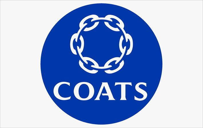 Coats opens day's trading on London Stock Exchange