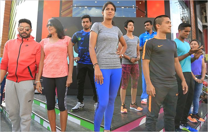 Nike's largest store in India opens in Bengaluru