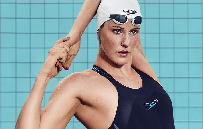 Olympic medals winner Missy Franklin joins Team Speedo