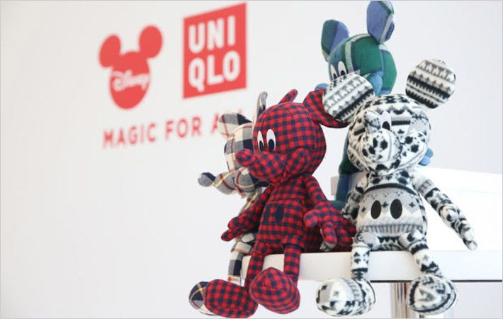 Uniqlo extends partnership with Disney via 'Magic for All'