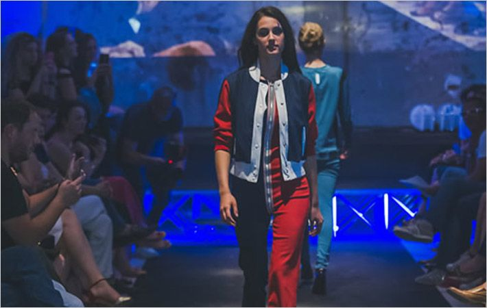 Active jeanswear mood/Michal Hidas from Istituto Marangoni
