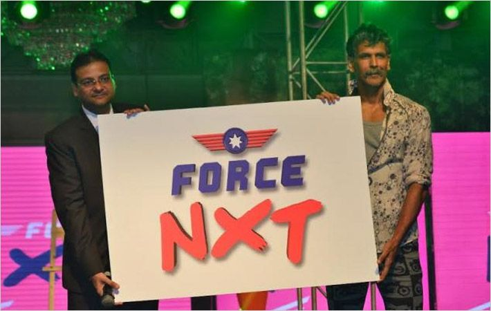 India Dollar Industries Debuts Premium Innerwear Brand Force Nxt Apparel News