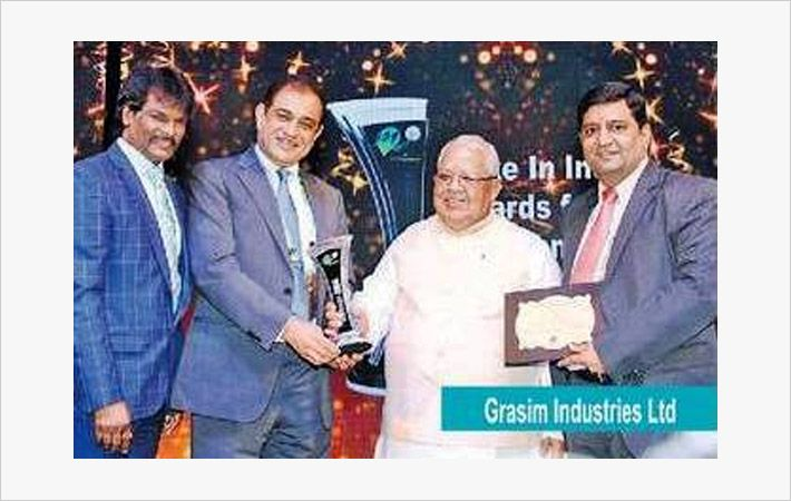 Grasim bags Make in India Excellence Award in textiles
