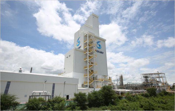 Solvay opens SE Asia's largest sodium bicarbonate plant