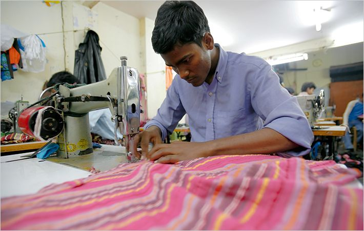 Cambodian garment industry continues solid performance