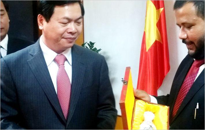 Vu Huy Hoang/Courtesy: moit.gov.vn