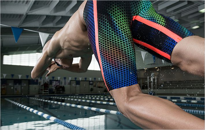Adidas claims to introduce fastest swimsuit ever