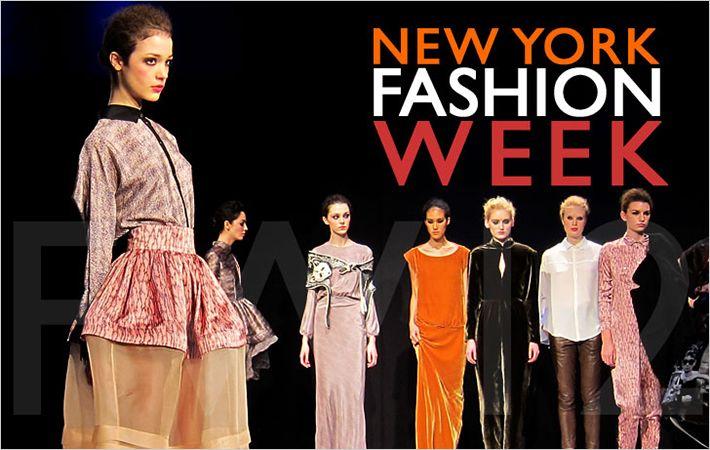 CFDA asks BCG to fine tune fashion shows