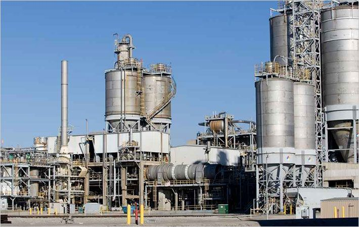 IVL acquires BP Chemical's PX & PTA facility