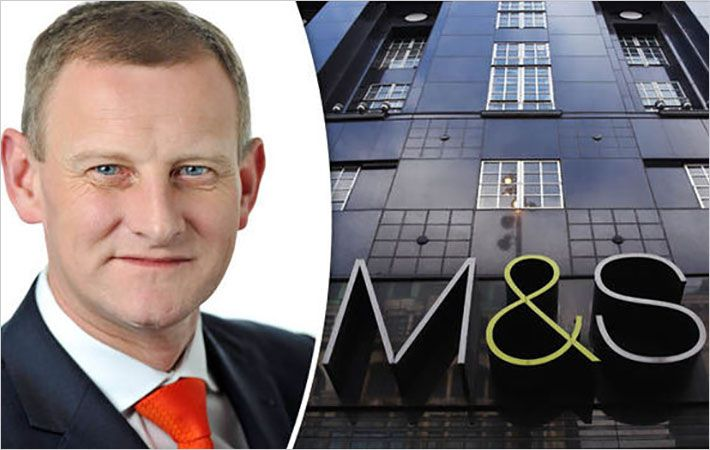Marks and Spencer appoints Steve Rowe as new CEO