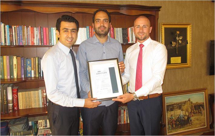 Rieter awards Com4 compact licence to Nazar Textile