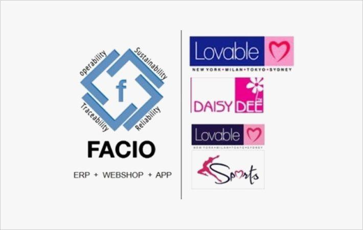 20 Technologies' FACIO ERP adds new lingerie customer