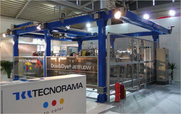 Tecnorama at ITMA