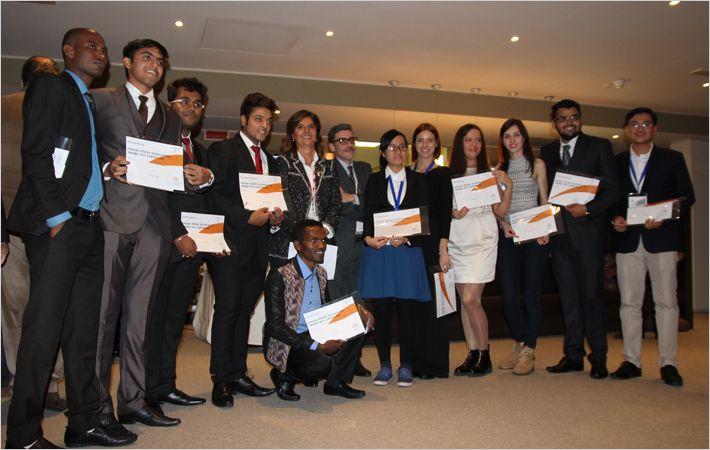 Ten students bag Italian Textile Technology Awards