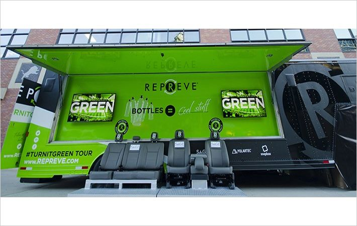 Unifi to educate consumers on fibre recycling with US tour