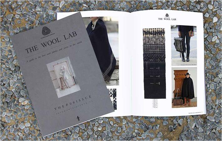 Woolmark debuts The Wool Lab S/S'17 at Pitti Uomo