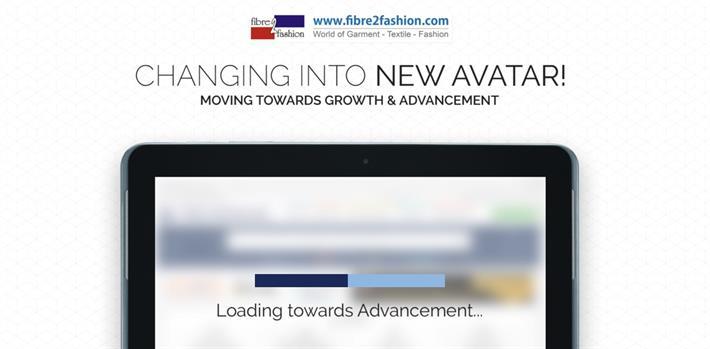 Fibre2Fashion goes for brand makeover; redesigns website