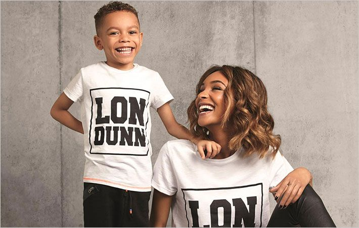 Jourdan Dunn designs children's line for M&S