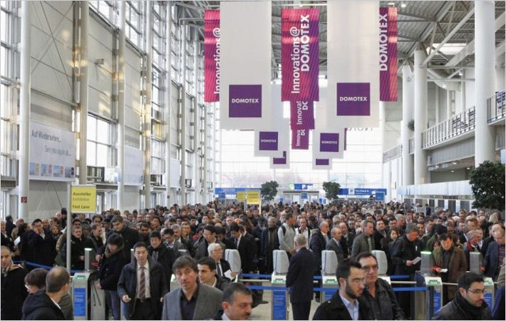 Asian visitors to Domotex 2016 up 29%