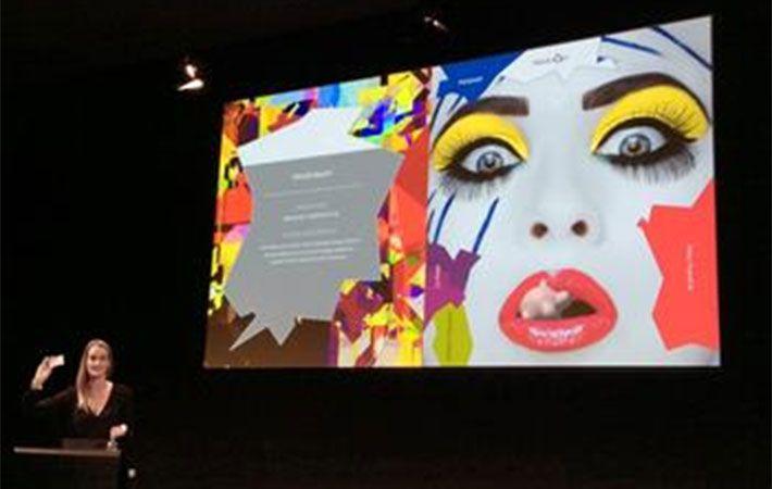 Judith Van Vliet presents ColorForward 2017 at Heimtextil