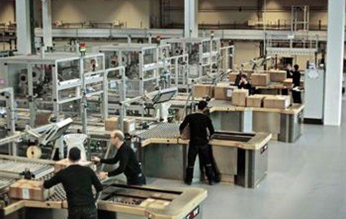 Defacto to install TGW carton handling equipment