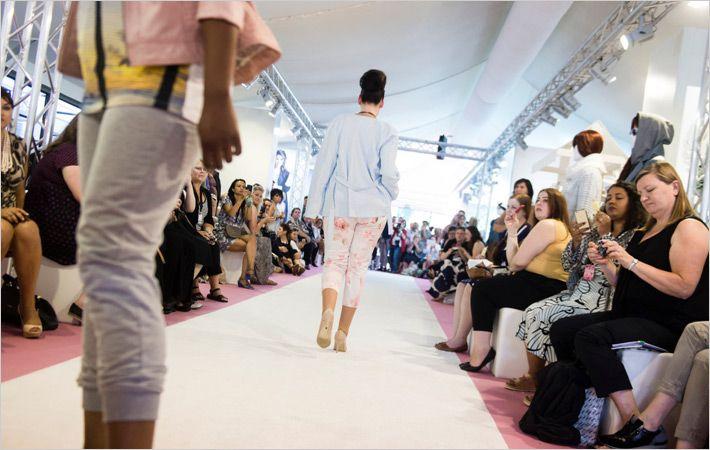 Human Solutions exhibits at Curvy Fair Fashion Week