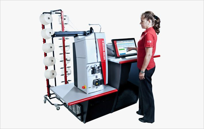 Uster introduces Tester 6 at DTG 2016