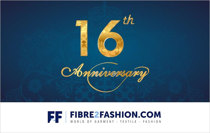 Fibre2Fashion completes 16 yrs of serving textile industry