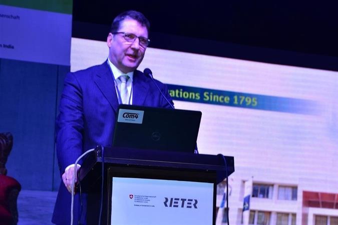 Rieter India organises gala event in New Delhi