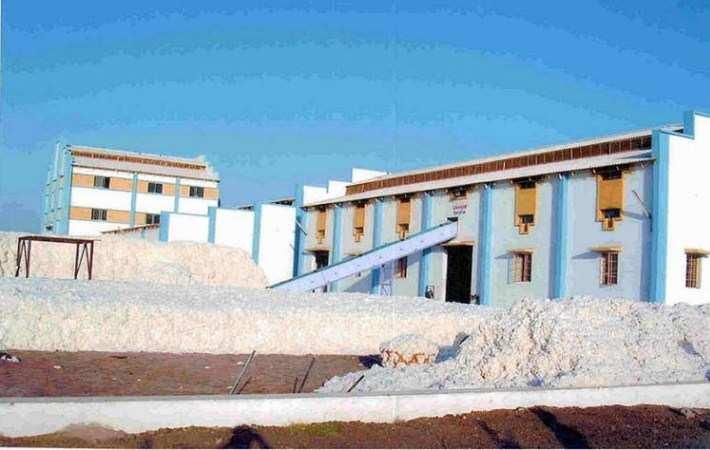 Bajrang Cotgin unit at Rajkot