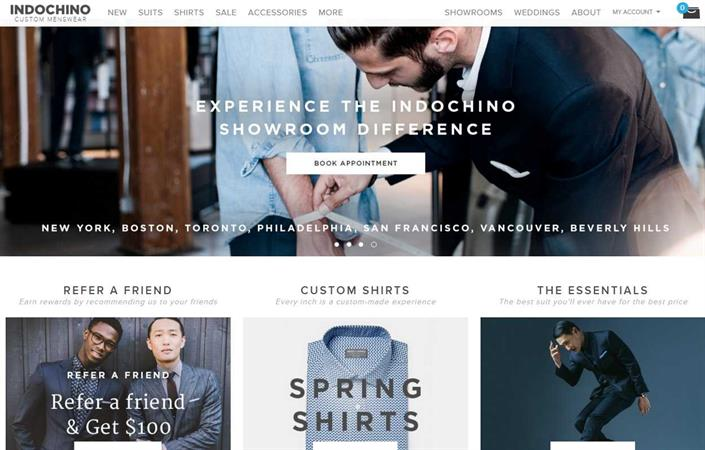 Indochino seals $30 mn investment deal with Dayang