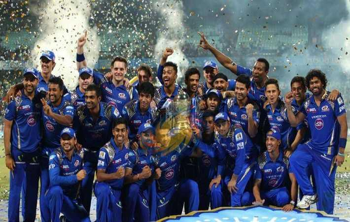 Courtesy: Mumbai Indians
